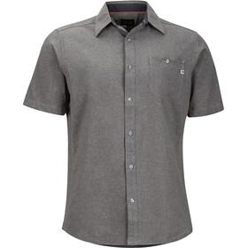 Marmot Windshear - T-shirt manches courtes Homme - gris